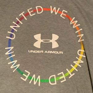 United We Win Muscle t-shirt Size M